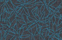 Forbo Flotex Floral 660012 Firework Lagoon, 500014 Field Cloud