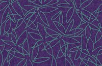 Forbo Flotex Floral 660012 Firework Lagoon, 500017 Field Grape