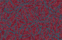 Forbo Flotex Floral 650003 Silhouette Mint, 500018 Field Cranberry