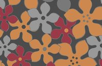 Forbo Flotex Floral 660013 Firework Crush, 620004 Blossom Lava
