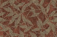 Forbo Flotex Floral 500018 Field Cranberry, 630006 Journeys Sequoia