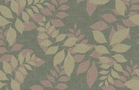 Forbo Flotex Floral 500018 Field Cranberry, 640001 Autumn Moss