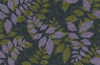 Forbo Flotex Floral 500018 Field Cranberry, 640007 Autumn Heath