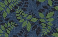 Forbo Flotex Floral 650003 Silhouette Mint, 640008 Autumn Stream