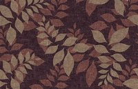 Forbo Flotex Floral 500018 Field Cranberry, 640012 Autumn Mulberry