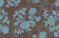 Forbo Flotex Floral 660013 Firework Crush, 650007 Silhouette Mocha