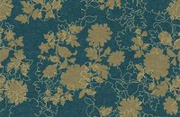 Forbo Flotex Floral 660013 Firework Crush, 650009 Silhouette Neptune