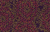 Forbo Flotex Floral 500018 Field Cranberry, 660013 Firework Crush