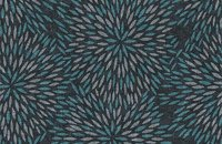 Forbo Flotex Floral 660008 Firework Monsoon, 660014 Firework Tide