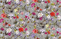 Forbo Flotex Floral 660008 Firework Monsoon, 840001 Botanical Magnolia