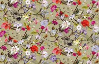 Forbo Flotex Floral 660008 Firework Monsoon, 840004 Botanical Poppy