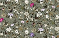 Forbo Flotex Floral 660008 Firework Monsoon, 840006 Botanical Cyclamen