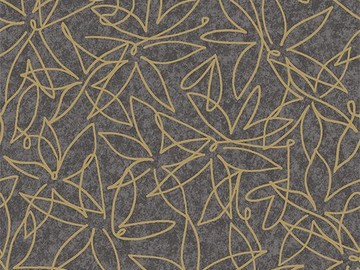 Forbo Flotex Floral 500016 Field Smoke