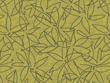 Forbo Flotex Floral 500024 Field Lime