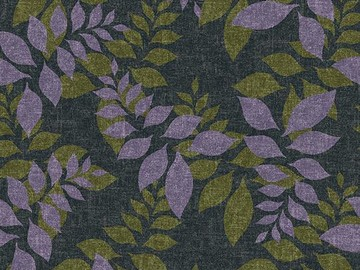 Forbo Flotex Floral 640007 Autumn Heath