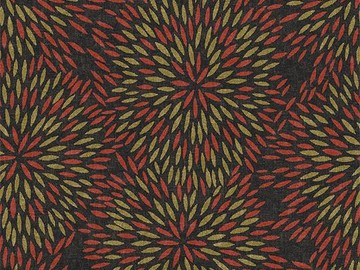 Forbo Flotex Floral 660007 Firework Rosewood