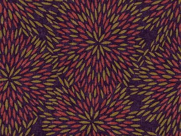 Forbo Flotex Floral 660013 Firework Crush